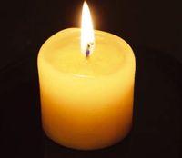 Свеча для риутала приворота по фотографии