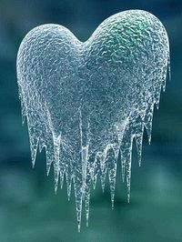 Остуда чувств - ледяное сердце