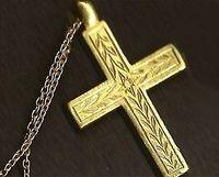 Золотой крест для приворота