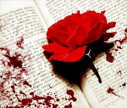 Приворот, роза, кровь
